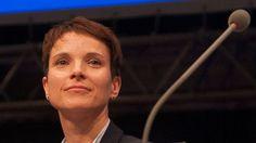AfD-Chefin Petry will Einladung des Zentralrats der Muslime annehmen - http://www.statusquo-news.de/afd-chefin-petry-will-einladung-des-zentralrats-der-muslime-annehmen/