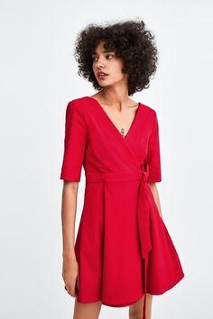 d155115ed9dc Immagine 2 di VESTITO CORTO di Zara Vestiti Per Le Donne