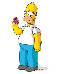 "Homer Simpson is the best main character from ""The Simpsons""! Homer Simpson, Simpson Tv, Cartoon Cartoon, Cartoon Shows, The Simpsons, Simpsons Party, Simpson Tumblr, Simpsons Drawings, Simpsons Characters"