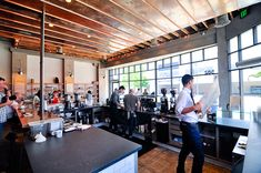 handsome coffee roasters, los angeles