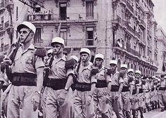 La Légion défile à Alger
