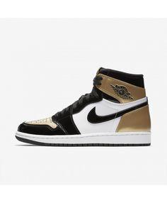 332da395f2 Air Jordan 1 Retro High Og Nrg Gold Toe Trainers Cheap Nike Trainers, Sale  Uk
