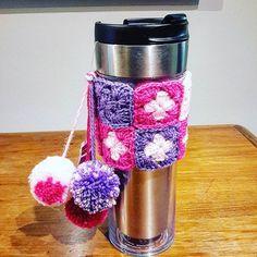 Feliz  sabado!!!alguien tiene dudas de quien es este mug?#craftastherapy_LoveCrochet#happy saturday#crochet#love crochet#crochetherapy#crochetaddict#peace💜💜💜💜👩