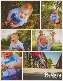 1st Birthday 1 year old photo Session- ideas- bubbles, bridges and sprinkles. Pickleberry Photography