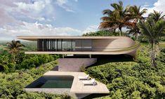 Bali Hill House by Dymitr Malcew _