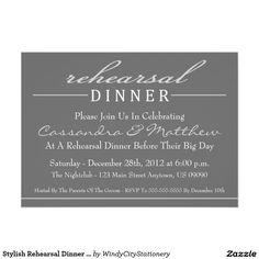 848 Best Rehearsal Dinner Invitations images | Rehearsal dinner ...