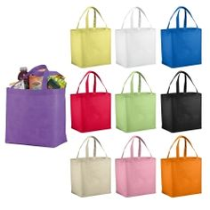 Custom Shopping Tote Bags Fulfill Clients' Needs