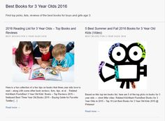 20 Best Best Books for 3 Year Old Kids 2016 images | Books, 3 year olds, Kids