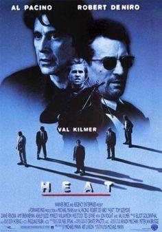 Heat - La sfida di Michael Mann poliziesco, Usa (1995)