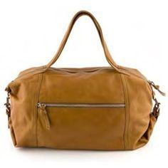 Sac à main Naelys en cuir camel Mellow Yellow maroquinerie prix promo Brandalley 239.00 € TTC