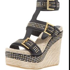 Gladiator Wedge- one of our fave wedge options this spring!