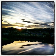Morning at Nidelven Instagram photo by @visittrondheim via ink361.com