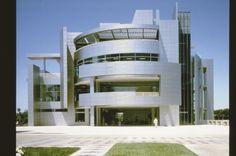 International Center for Possibility Thinking--Richard Meier