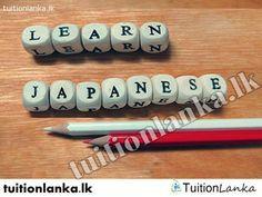Japanese Language @ Gampaha