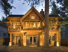 Stunning Award-Winning Tahoe-style Residence