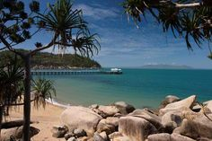 Experience hassle-free sea transfers in Queensland. Feast your eyes in the beauty of nature while relaxing on an amazing fleet traveling between Magnetic Island and Townsville. Learn more at http://travelandtourscentre.com/product/sealink-queensland-return-ferry-between-townsville-and-magnetic-island/ #AussieTours #QueenslandTour #travel #tour