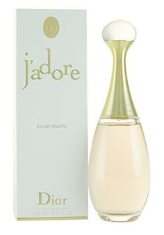 J'adore by Christian Dior for Women - 3.4 Ounce EDT Spray...