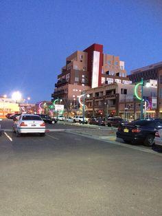 ABQ downtown.