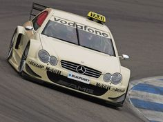 Trimmed in typical German taxi colours and used for promotional purposes during racing venues. Nascar, Mercedes Benz Amg, Racing Motorcycles, Motor Car, Peugeot, Race Cars, Cool Things To Buy, Classic Cars, Automobile