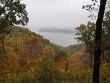 ponca state park - look into getting a cabin!
