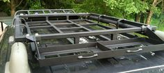 drop in low profile roof rack