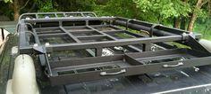 drop in low profile roof rack