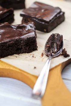 Sweet Potato Brownies | 24 Deliciously Healthy Ways To Satisfy Your Sweet Tooth