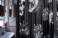 Decoration: Curtain Curtains Rods Lacy Knitted Fabric Glass Window Treatment Frame Brown Wood Grey Aluminum Gold Color Iron Brass Black Skull Shower Pleat Bronze Silver Wall Stained White Bathroom: Varieties Of Curtains That Can Modernize The Window Treatment