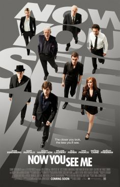 Welcome to Movies World: Now You See Me (2013) English Movie 300MB