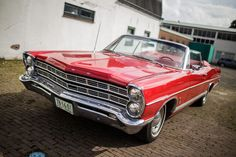 Ford - Galaxie 500 Convertible - 1967