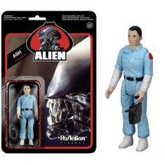 Alien - Ash ReAction Figure