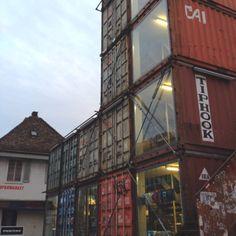 FREITAG Store Zürich