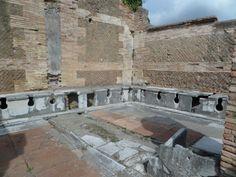 GEVONDEN!! De best bewaarde toiletten van het Romeinse Rijk ~ dag 3