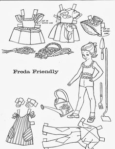 Children's Friend - Freda Friendly 1962-63 - Lorie Harding - Picasa Web Albums