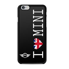 Mini Cooper Love England For Iphone 6 Iphone 6S Case