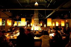 Firefly Urban Bar & Grill offers a variety of seating options in an environment that is perfect for date night, night out with the family, or as the venue for your next private party. With a kid friendly children's menu and a skylight lounge which is open late nightly there is something for all ages.