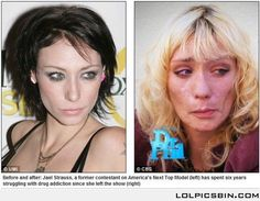 Meth: Not even once, people.