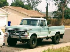 71 Highboy 79 Ford Truck, Ford 4x4, Lifted Trucks, Pickup Trucks, My Dream Car, Dream Cars, Cool Trucks, Cool Cars, Classic Trucks