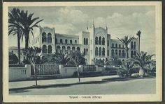 Tripoli, Libya - Grand Hotel