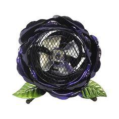 Gothic Rose Fans – Posh Goth