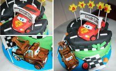 Cars Mcqueen & Mator Birthday Cake Call 043850011 for a #cake consultancy #decorated #cake #oushe #gourmet #bakeshop #delicious #chocolate #vanilla #yellow #cars #mcqueen #mator #race #funky #creative #fun #yummy #dubai #uae www.oushe.com
