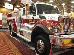 Tri-City Fire District, Claypool, AZ - Wildland Type III #fire arizona