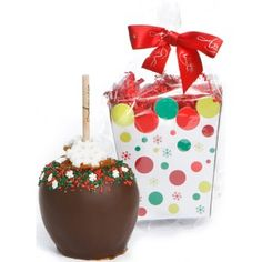 35 best Holiday Caramel Apple Gifts images on Pinterest | Candy ...