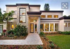 Дом современный