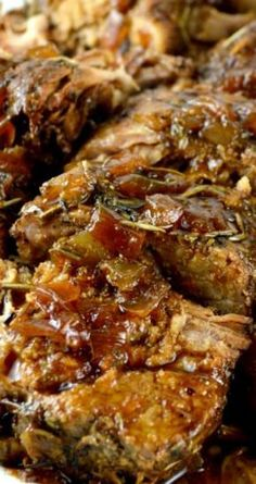 The Best Crock Pot Pork Tenderloin (With Video!) The Best Crock Pot Pork Tenderloin ~ This recipe makes an incredibly tender, moist,flavorful pork tenderloin with a fabulous pan sauce/gravy… All from scratch-no canned soup! Crockpot Dishes, Crock Pot Slow Cooker, Crock Pot Cooking, Pork Dishes, Slow Cooker Recipes, Cooking Recipes, Healthy Recipes, Cooking Pork, Game Recipes