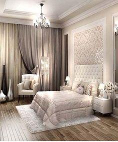 Beautiful neutral toned room