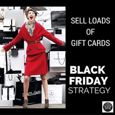 Black Friday is the kick-off to gift card selling season. Gift cards, gift  vouchers, gift certificates... whatever you choose to call them, they can  be a fabulous source of holiday cash flow. Many salons tend to ignore gift  cards, regarding them as rather impersonal, but in truth gift cards give  salons the opportunity to solve holiday gift giving.  When promoted  properly, hair and beauty gift cards make an indulgent gift.   To boost salon profits and cash flow this holiday, start…