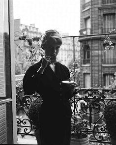 """brigitteritajayne: """" BB in 1953, photographed by Georges Dambier """""""