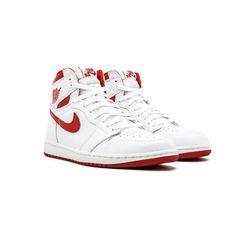d94567125d6 Air Jordan 1 Retro High OG GS  Metallic Red . Based on Michael Jordan s ...