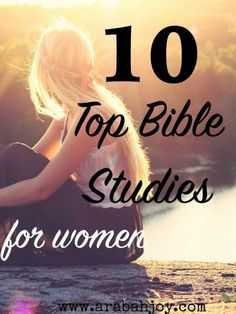 Looking to go deeper into God's word? Try one of these top Bible Studies for women